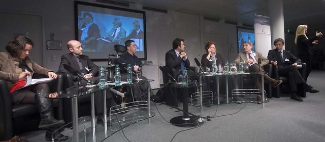 """Panel 3 """"Wohin wird/soll die Reise gehen? Anregungen und Big Ideas"""""""