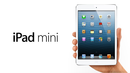 iPad Mini: Pequeña Tablet de Apple con Pantalla de 7,9 Pulgadas