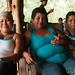 Three Nicaraguan Women Rule the Show - Morgan's Rock, Nicaragua