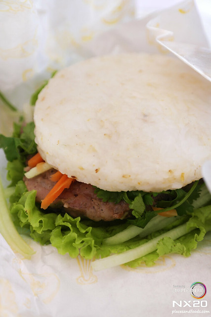 vietmac beef rice burger