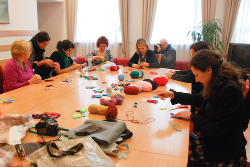 Craft Making Workshop with IWAV