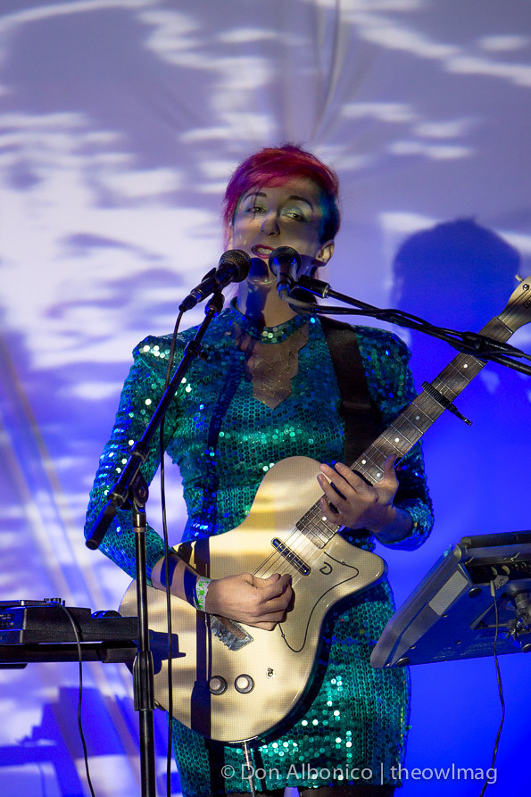 Kim Boekbinder @ DNA Lounge, San Francisco, 12/13/12