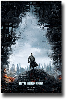 Star Trek Into Darkness Poster Movie 2013 Chris Pine  - Poster available for sale at ConcertPoster.Org full link below