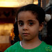 Egyptian Girl at Market - Hurghada, Egypt