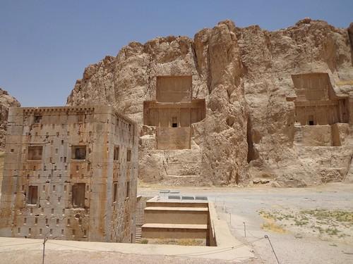 Naqsh-e Khostam no Irao