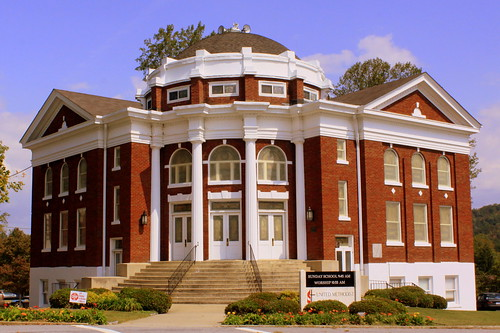 First United Methodist Church - Murphy, NC