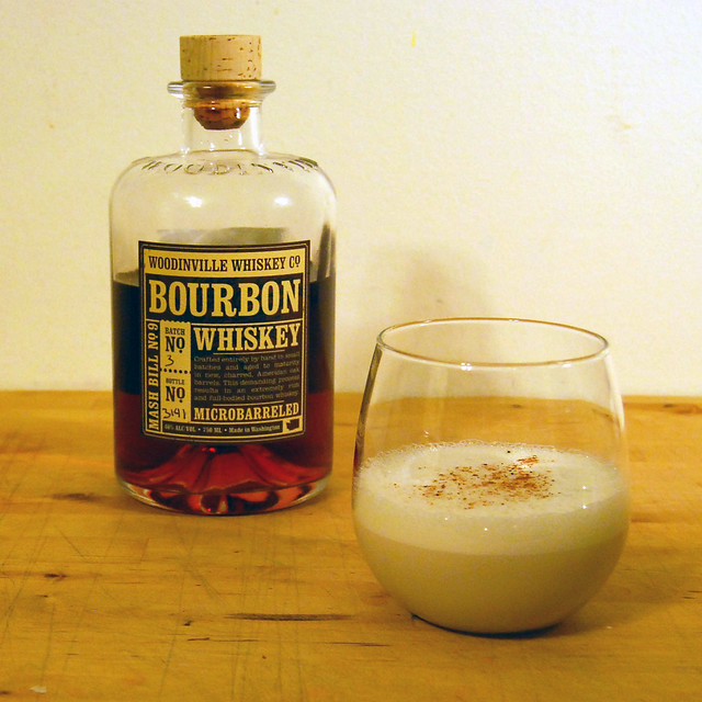 Small photo of Bourbon Milk Punch
