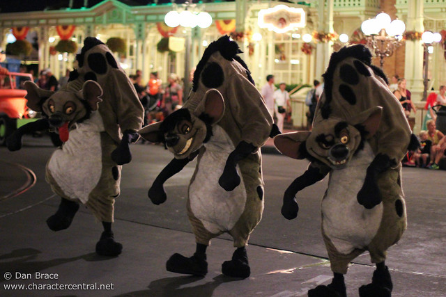 "Mickey's ""Boo-to-You"" Halloween Parade"
