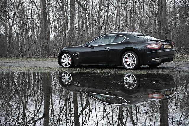 Maserati GranTurismo S | Birthday