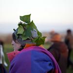 Solstice Yuletide headwear