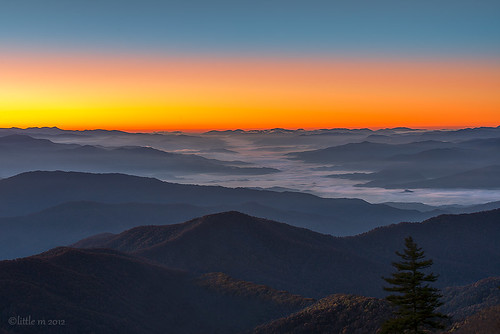 tennessee northcarolina cherokee clingmansdome d800 greatsmokymountainsnationalpark gatlinberg foggymorninginthemountains