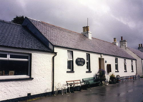 The Old Forge, remote pub