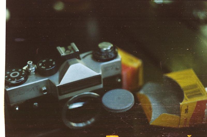 Zenit ET & Kodak films