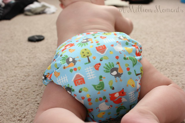 cute diaper prints