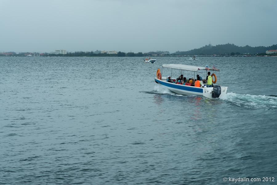мамутик, море в малайзии