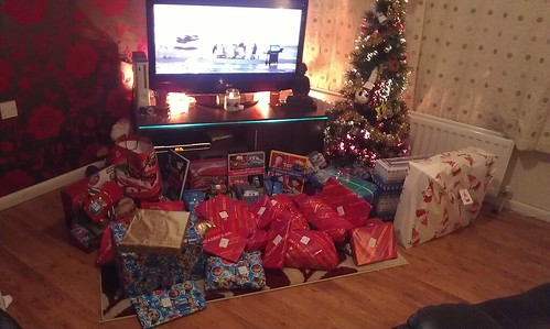 SANTA HAS BEEN! by xxx zos xxx