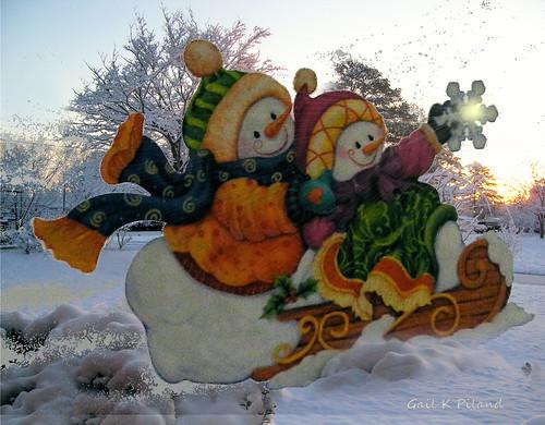 winter light snow childhood photoshop fun remember decal soe magicmoments vividimagination slede sharingart awardtree gailpiland crazygeniuses rememberthatmomentlevel1
