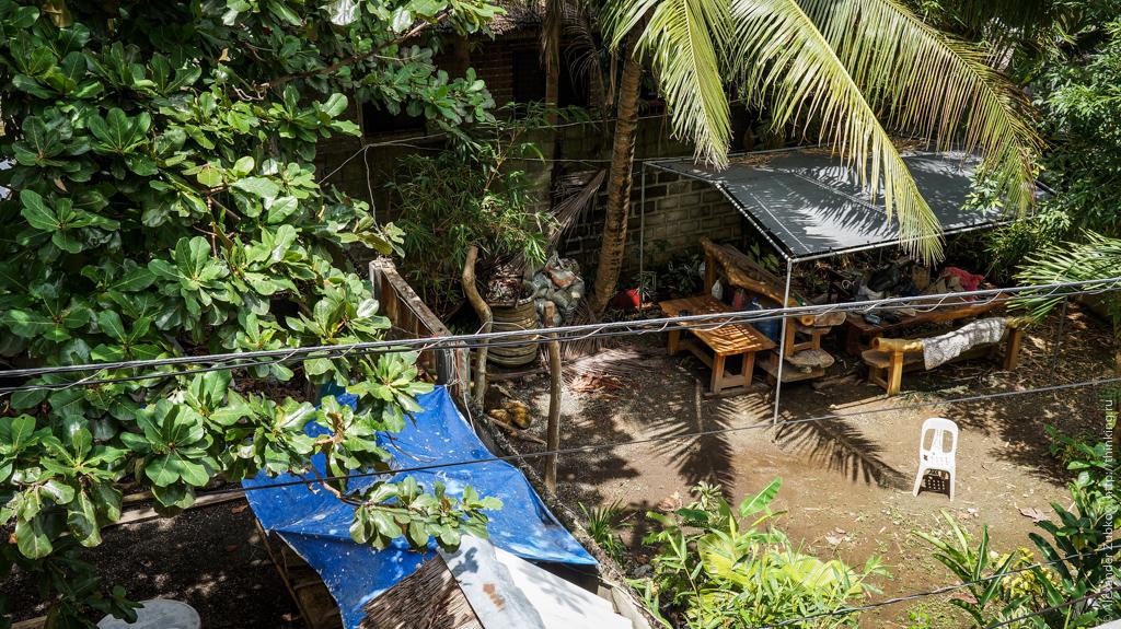 Жизнь местных жителей на острове Боракай