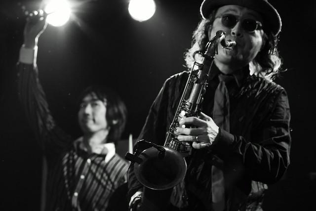 The Balling Stones live at Adm, Tokyo, 24 Dec 2012. 329