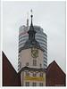 Jena/Germany - Rathaus/Jentower