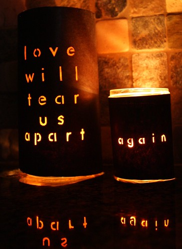love will tear us apart by Rakka