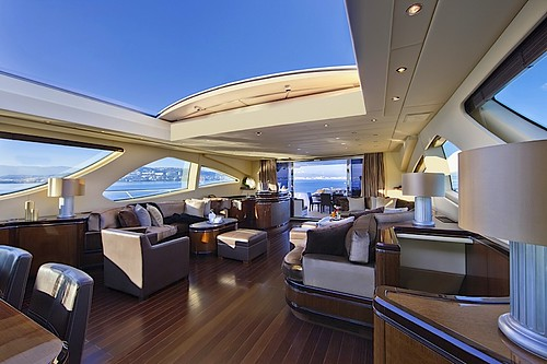 Party yacht
