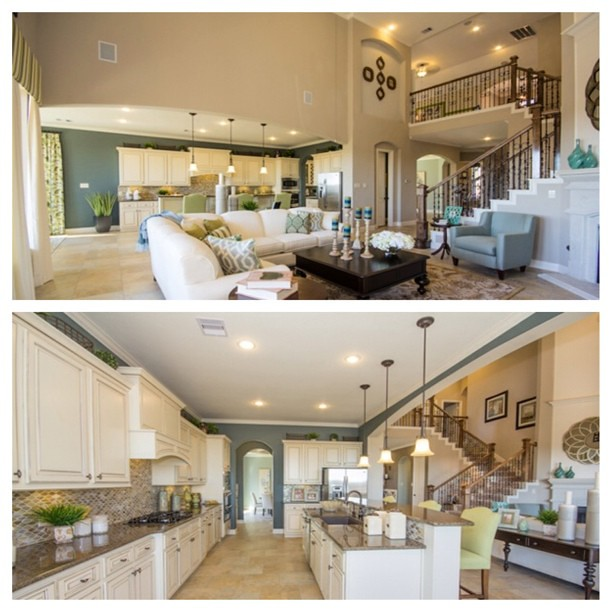 Town Home Kitchen Models Pictures: Flickr: Lennar Homes