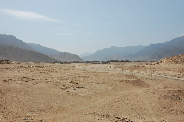 Lovely Caral Landscape