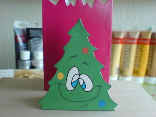 Papertoy christmastree