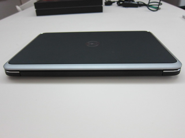 Dell XPS 12 - Back View
