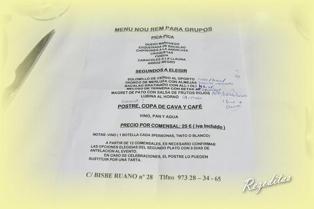 COMIDA DE SAN ESTEBAN 2012 EN LLEIDA
