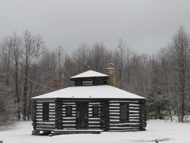 octagonal cabin img 5425 flickr photo sharing