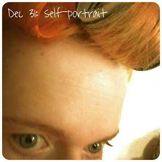 Dec 31: self-portrait .. {'cause I'm cool like that} .. #fmsphotoaday #metoday #selfportrait