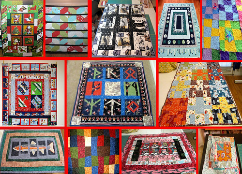 Quilts I have Done this Year
