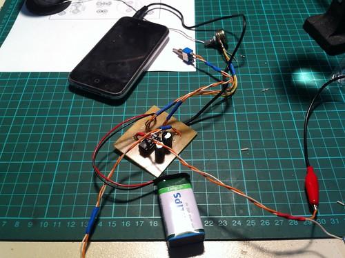 Assembed Amplifier