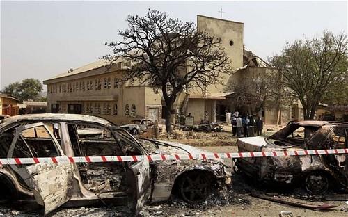 Violence by Boko Haram
