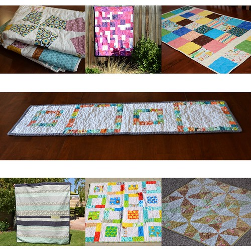 year in review 2012-001 Quilts