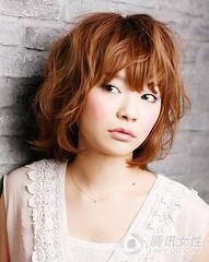 Kiểu tóc MÁI đẹp 2013 chéo bằng vòng cung lệch ngắn dài [K+] Korigami 0915804875 (www.korigami (11)