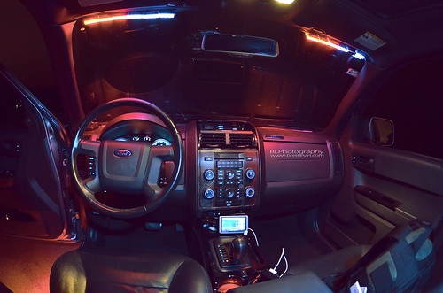 FORD ESCAPE INSIDE