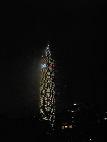 19.2013台北101新年煙火