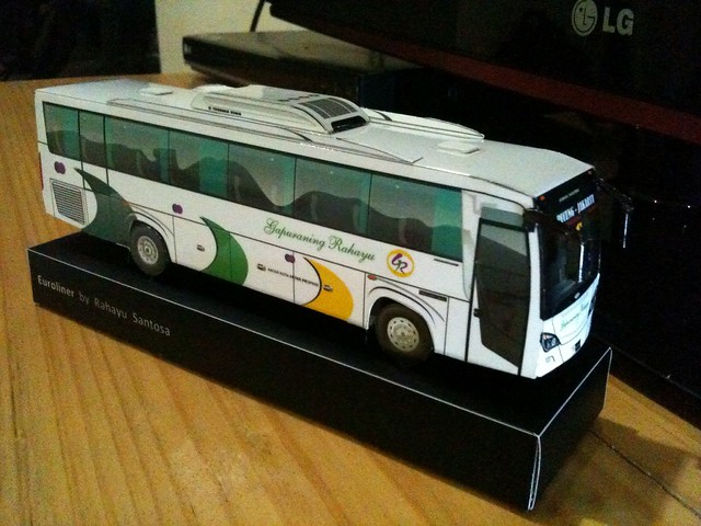 Gapuraning Rahayu - Euroliner RS