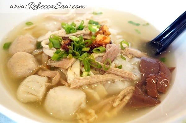 Good Penang Food in KL - Penang One Puchong-006