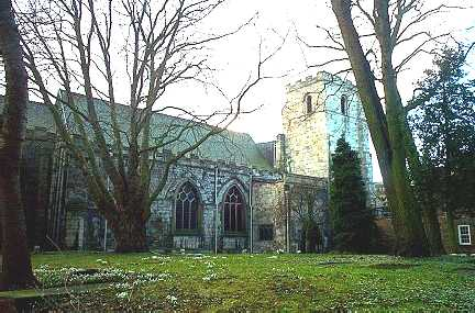 Holy Trinity Church, Micklegate, York
