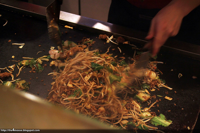 Mos Casa - Seafood Noodles
