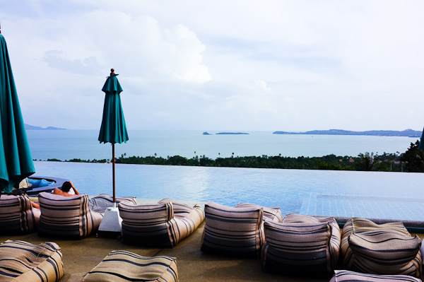 Infinite Pool at Mantra Samui Boutique Resort & Spa