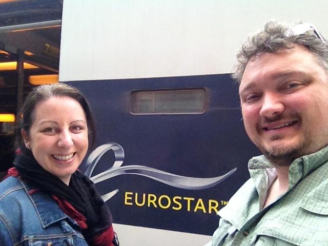 Eurostar - Paris to London