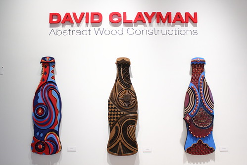 David Clayman: Abstract Wood Constructions