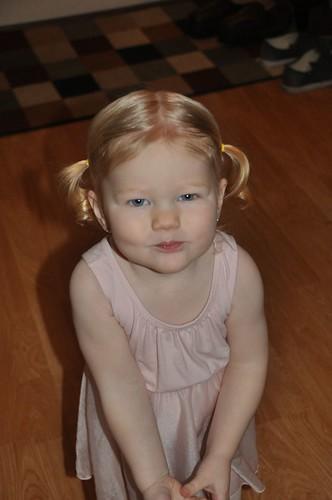My Hadley Ballerina