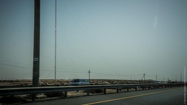 Дороги ОАЭ