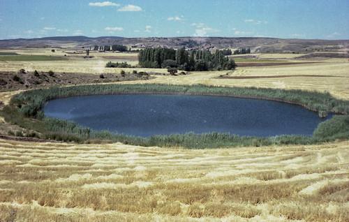 Laguna de Hortezuela - 1985